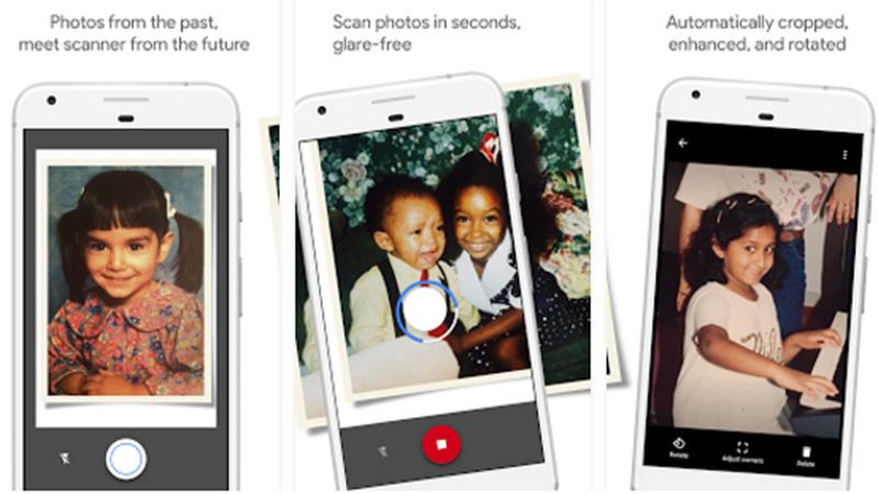 PhotoScan by Google