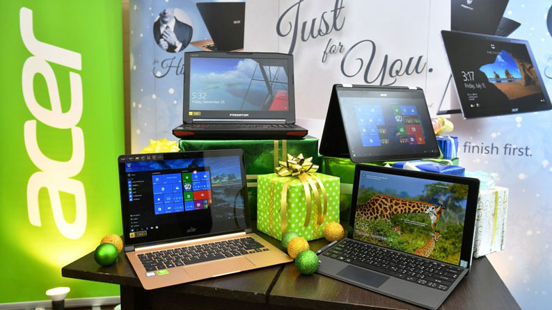 Acer Just for You