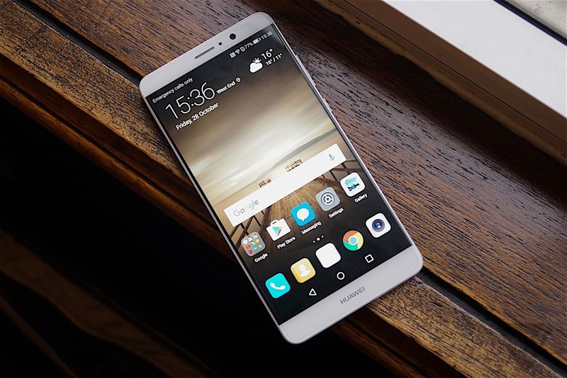 Huawei Mate 9 รุ่นใหม่ล่าสุด