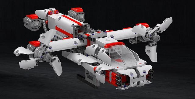Xiaomi Toy Block jet plane