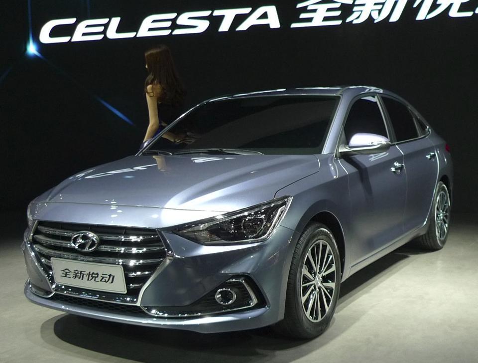 Hyundai Celesta 1