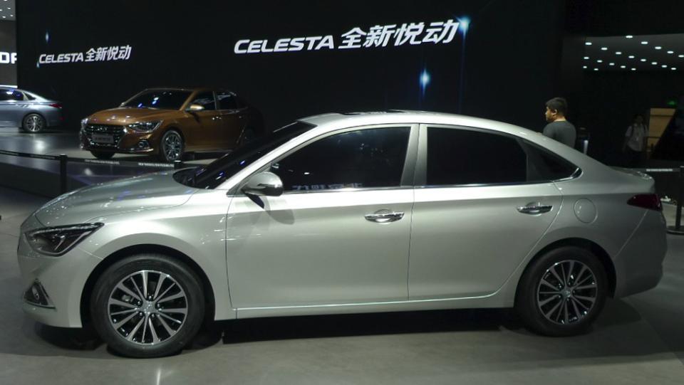 Hyundai Celesta 2