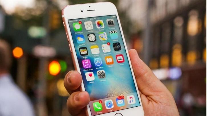 เปลี่ยนแบตเตอรี่ iPhone 6s