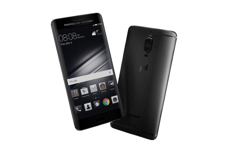 Huawei Mate 9 Phorsche Design