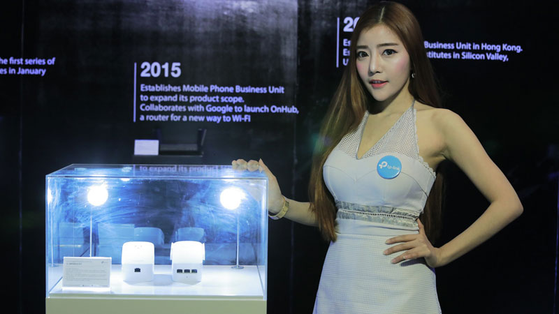 TP-Link A 20-Year Journey