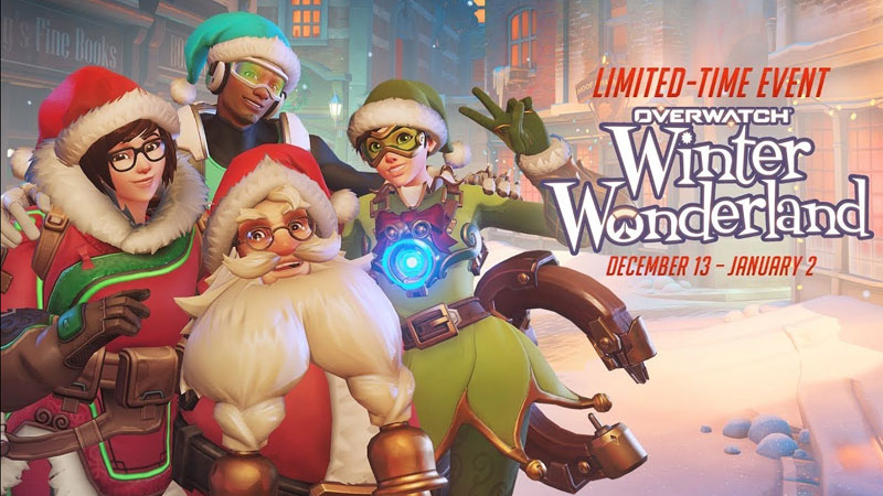 Overwatch Christmas Update