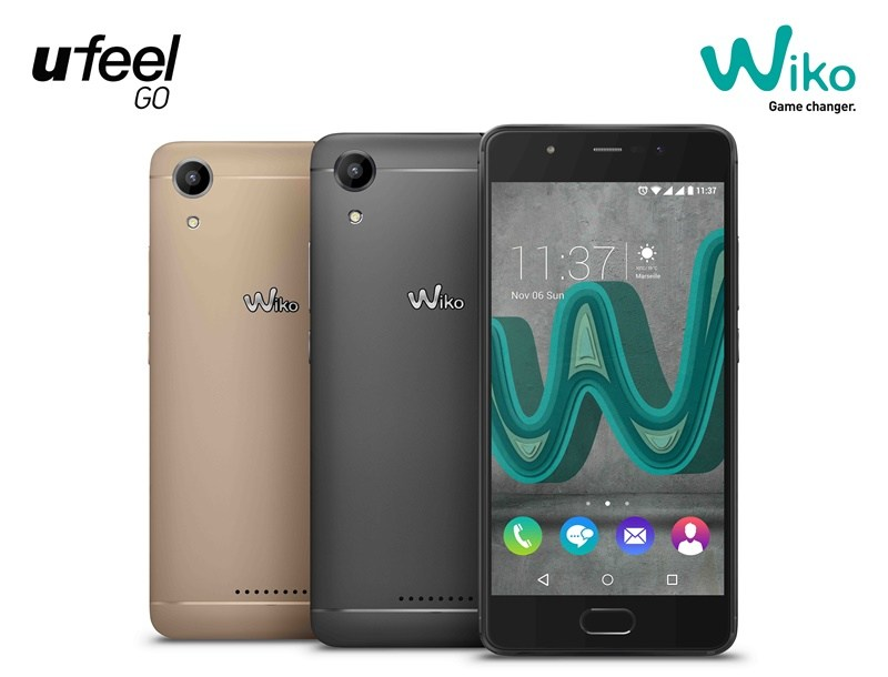 Wiko U Feel Go GizmoTH