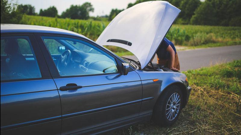 รถใกล้พัง
