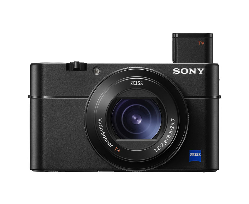 Sony-RX100-Mark-5 7 กล้อง Mirrorless รุ่นใหม่น่าใช้ แห่งปี 2017