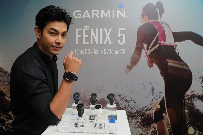 ฟังก์ชั่นเด่นของ GARMIN fenix 5 รุ่นใหม่ล่าสุด