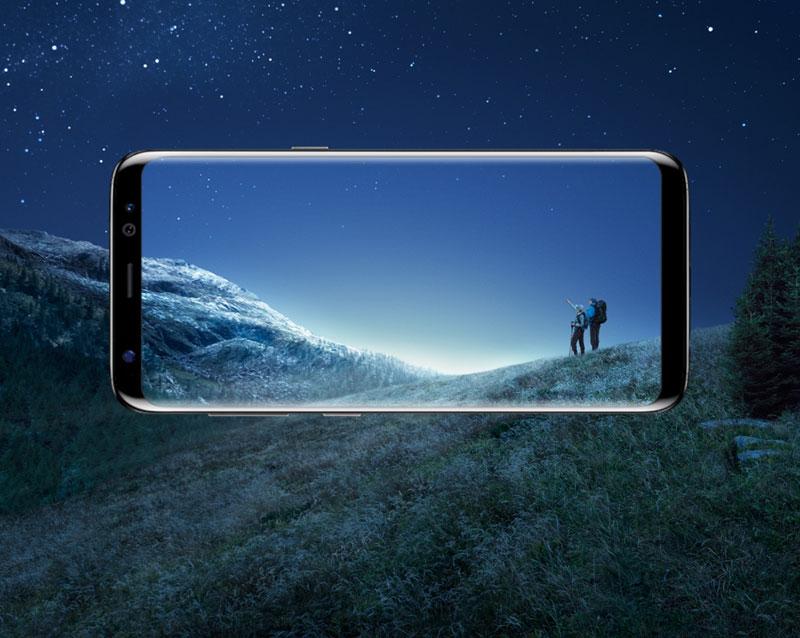 Samsung Galaxy S8 มาพร้อมดีไซน์ใหม่ แบบไร้ขอบ และไม่มีปุ่มโฮม