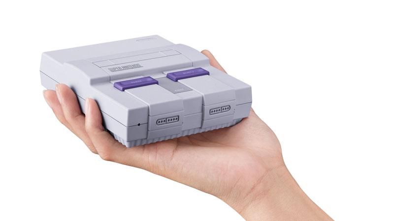 Super Nintendo Classic Edition หรือSuper NES mini