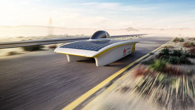Huawei Sonnenwagen