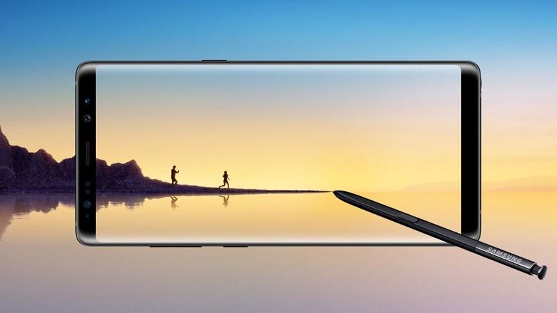 Samsung Galaxy Note 8 รวมฟีเจอร์ สเปค และข้อมูลทั้งหมด