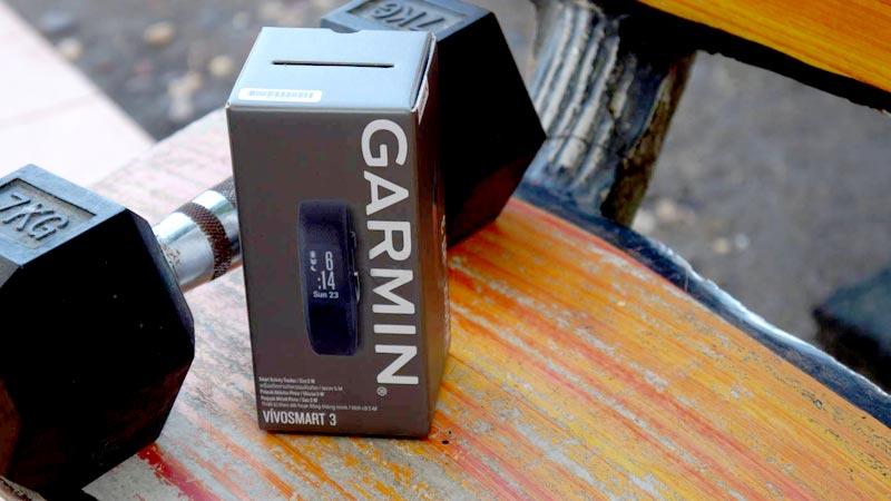 รีวิว Garmin Vivosmart 3