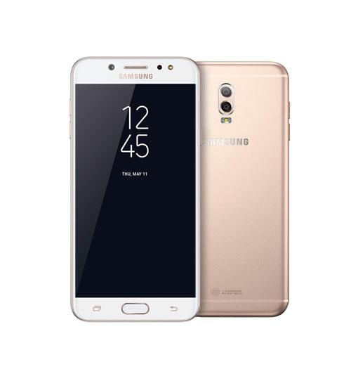 Samsung Galaxy J7+ สีทอง