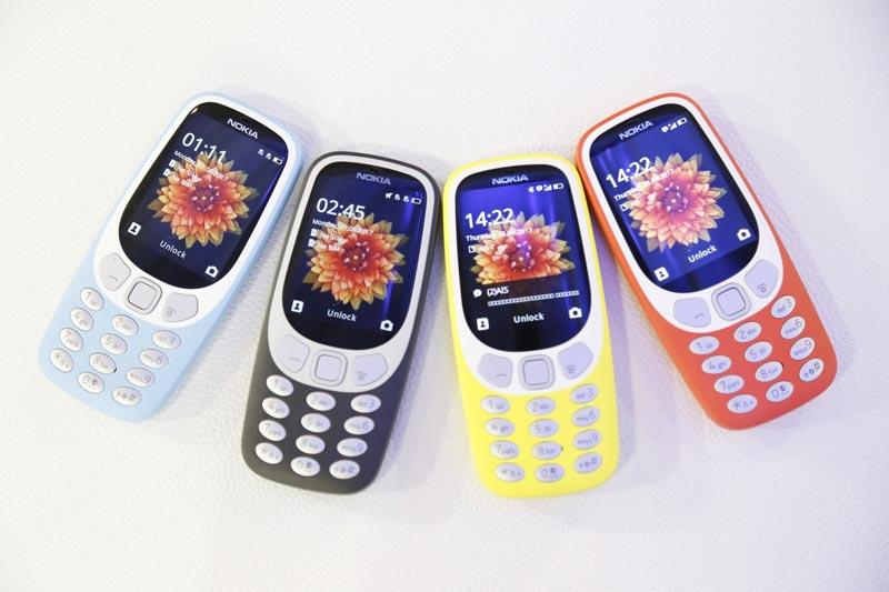 Nokia 3310 รุ่น 3G