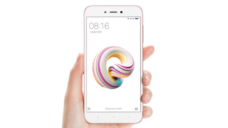 Xiaomi Redmi 5A สมาร์ทโฟนสเปคดี ฟังค์ชั่นครบ ราคาเป็นมิตรกับทุกคน