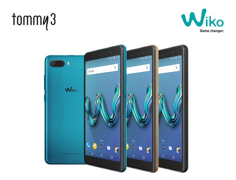 'Wiko' จับมือ 'dtac' จัดโปรแรง Wiko Tommy3 เริ่มต้นเพียง 590 บาท