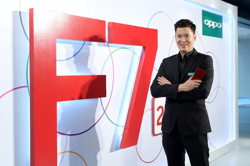 นายชานนท์ จิรายุกุล ผู้บริหารสูงสุดฝ่ายขาย บริษัท ไทย ออปโป้ จำกัด