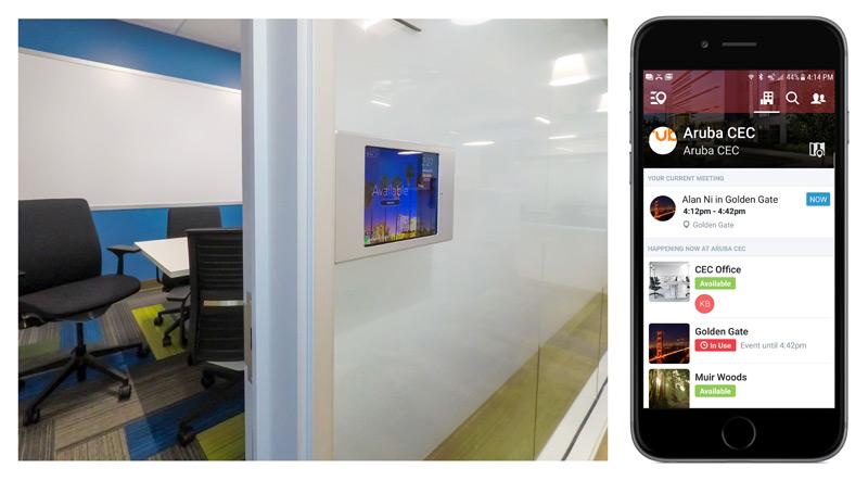 Aruba Smart Digital Workplace