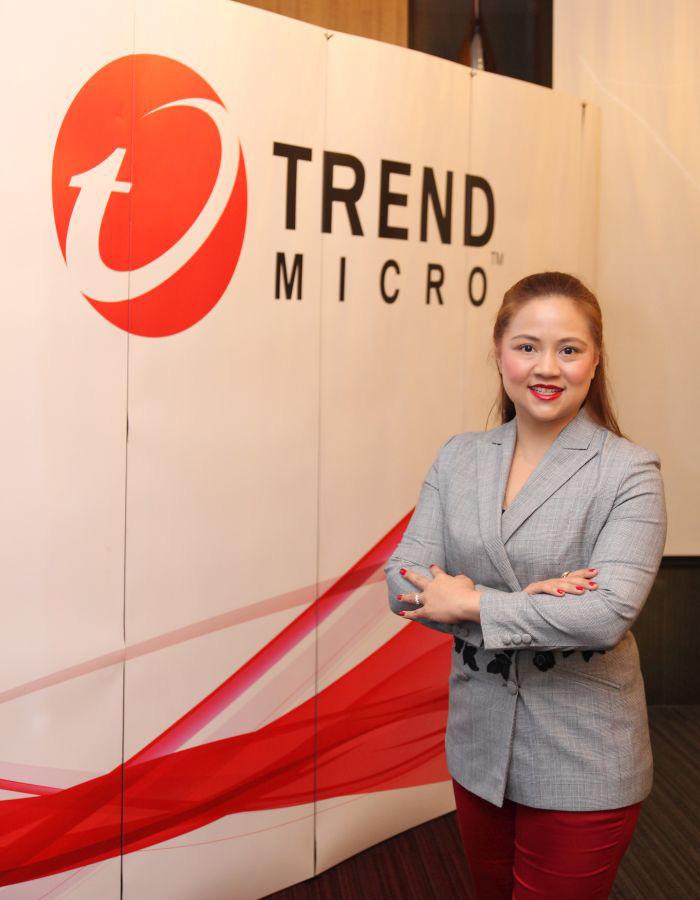 คุณปิยธิดา ตันตระกูล ผู้จัดการประจำประเทศไทย บริษัท เทรนด์ไมโคร (ประเทศไทย) จำกัด