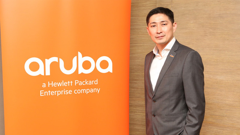 Justin Chiah, Senior Director and General Manager, South-east Asia and Taiwan