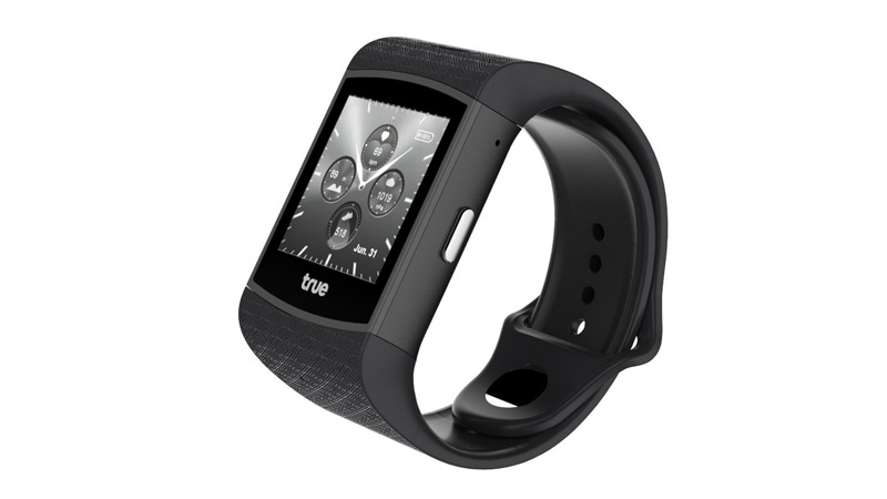 ทรูมูฟ เอช เปิดตัว True IoT Smart Watch นาฬิกาอัจฉริยะใส่ซิมได้ ฟังก์ชั่นครบในราคาเบาๆ
