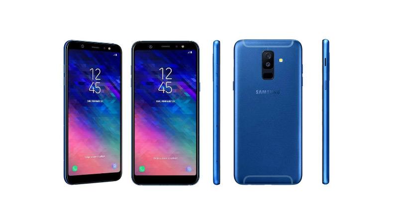 Samsung Galaxy A6 และ A6+ จ่อเปิดตัวงาน TME 2018 พร้อมโปรโมชั่นพิเศษ
