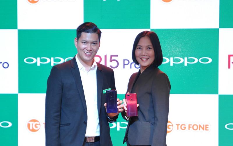 ออปโป้เปิดตัว OPPO R15 Pro ในไทย ชูจุดเด่นเซลฟี่พลัง AI ขั้นเทพ