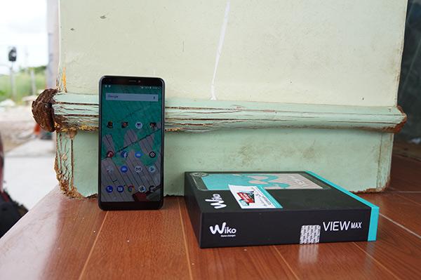 รีวิว Wiko View Max มือถือจอใหญ่และสวย แบตอึด ในราคาเบาๆ