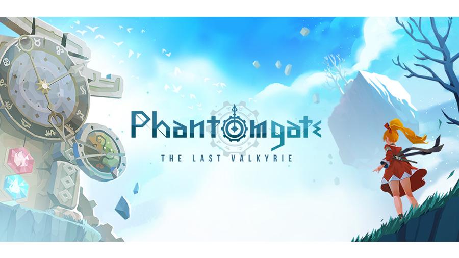 แนะนำเกมมือถือ PHANTOMGATE ผจญภัยไปในโลกแห่งเทพปกรณัมนอร์ส