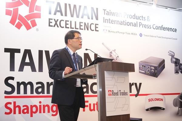 Taiwan Excellence เพิ่มบทบาทในการนำเสนอโซลูชั่นนวัตกรรมในงาน Manufacturing Expo 2019