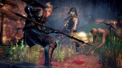 Nioh PS4 Gameplay 1