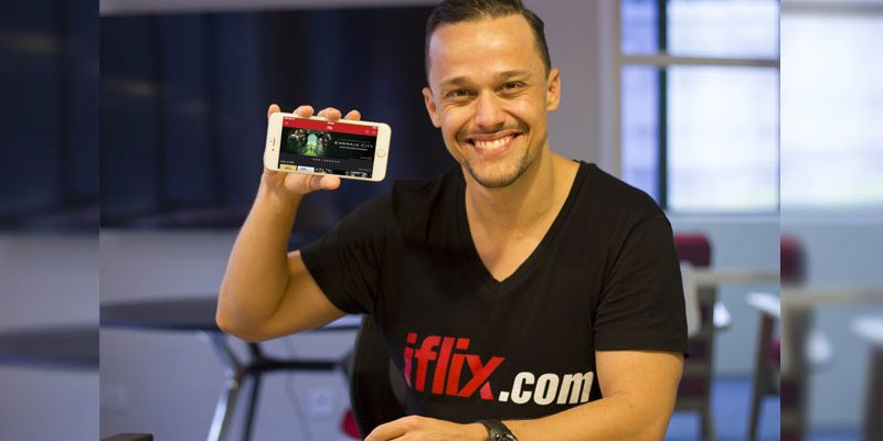 iflix co-founder and Group CEO, Mark Britt