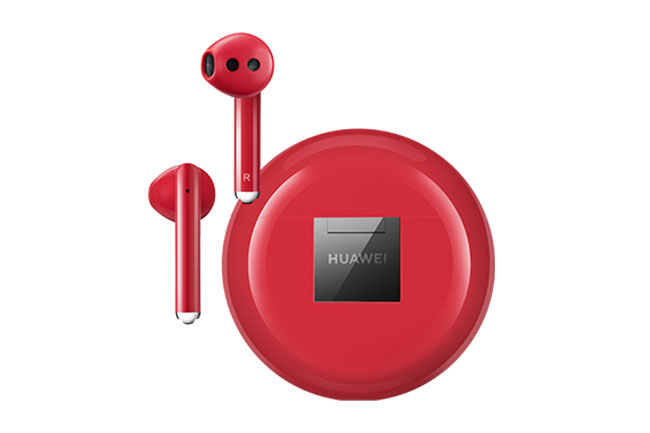 HUAWEI FreeBuds 3 RED EDITION